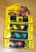 VINTAGE MICRO 110  KEY CHAIN CAMERA ( 4 - Ky Chains )