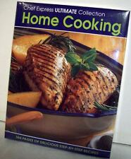 Chef Express ULTIMATE Collection HOME COOKING 384PAGES OF DELICIOUS STEP-BY-STEP