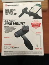 SPIGEN SGP GEARLOCK MF100 OUT FRONT BIKE MOUNT for Smartphones - BLACK