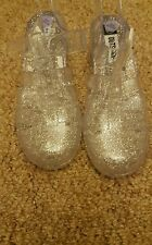 OUTSIDER SEE THROUGH JELLY SIZE 6 SHOES BRAND NEW