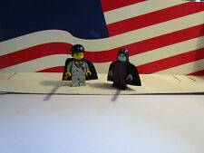 LEGO HARRY POTTER MINFIGURE'S HARRY POTTER & PROFESSOR SNAPE