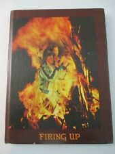 1980 Madison Indiana IN MAHISCO Firiing Up Consolidated High School Yearbook