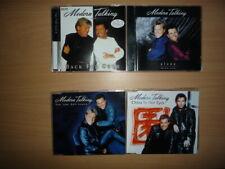 MODERN TALKING / CD SAMMLUNG / 4 CD'S / SIEHE FOTO