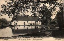 CPA  Menou (Niévre) - Le Crot du Lac  (293056)