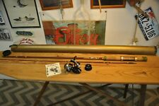 Older Mitchell Companion Rod And Garcia 308 Reel