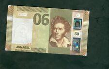 ÉTONNANT TEST NOTE DE 50 EURO  PR NEUF