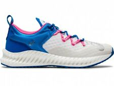 Asics Women Sportstyle Casual Shoes MICROFLUX 1022A200 WHITE/ELECTRIC BLUE