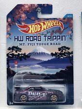 Hot Wheels 2015 HW Road Trippin - Mt. Fuji Touge Road- Nissan Skyline GT-R (R34)