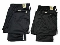 Mens King Size Gym Running Trousers KAM Casual Joggers Sports Pants 2XL- 8XL