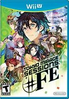 Tokyo Mirage Sessions #FE - 2016 Role Playing - (Teen) - Nintendo Wii U