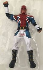 "CAPTAIN BRITAIN Civil War MARVEL LEGENDS Wave 3 2016 6"" INCH Loose Action FIGURE"