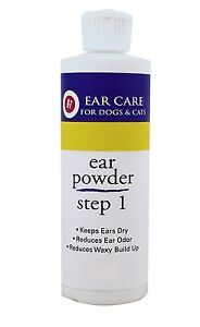 Ear Powder for dogs & cats - 96 gr - GIMBORN R7 - Professional Made in US