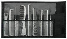 Comair StarterSet Ionic KammSet 9 Teilig Antistatisch Grau Haarkämme Friseur
