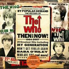 The Who : Then and Now! 1964 - 2007 CD (2007)
