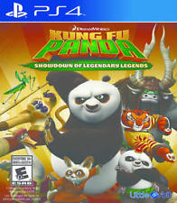 Kung Fu Panda: Showdown of Legendary Legends PS4 New PlayStation 4, PlayStation