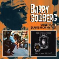 Barry Goldberg - Street Man / Blast From My Past (2017)  CD  NEW  SPEEDYPOST
