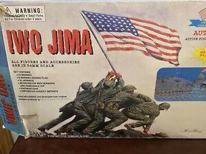 BMC Toys Iwo Jima  Playset with Accessories