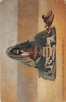 POSTCARD   EGYPT  ETHNIC   SUDAN   Fortune   Teller     LL   104