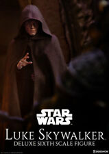 Sideshow Collectibles Star Wars LUKE SKYWALKER Deluxe ROTJ Sixth Scale Figure