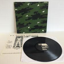 Forza attraverso gioia-restiamo compagni   Swiss punk   1st Press   1979   LP