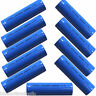 10 High Drain Li-Ion 18650 Cylindrical 3.7V 1600mAh (ICR18650) Batteries New