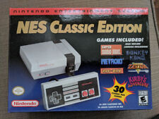 NES Classic Edition Nintendo Entertainment System - 100% Authentic - Brand New