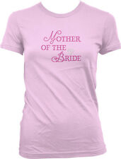 Mother Of The Bride Wedding Bridal Party Diamond Ring Mom Woman Juniors T-Shirt