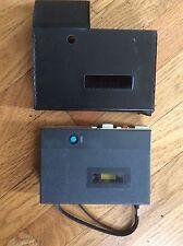 Longines Symphonette Cassette Player/ Recorder Ltp-417 With Leather Case