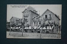 44 LOIRE ATLANTIQUE LA BAULE HOTEL DE LA PLAGE ET DU GOLF EDITION CHAPEAU