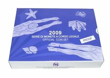 [NC] ITALIA - SET DIVISIONALE 2009 PROOF IN COFANETTO (nc4103)