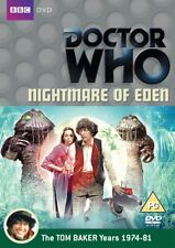 DOCTOR WHO NIGHTMARE OF EDEN (CLASSIC DVD NEW 2012 REGION 2
