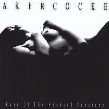 "Akercocke 'Rape Of The Bastard Nazarene' Gatefold 2x12"" Vinyl - NEW"