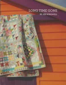 Jen Kingwell Pattern: Long Time Gone