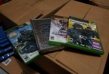 Xbox Games Bundle Halo 1, 2 (Official Guide) Counter Strike, Unreal Championship