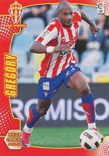N°273 JAVI VARAS HERRERA # SEVILLA.FC CARD PANINI MEGA CRACKS LIGA 2012