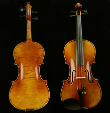 Master Violin Stradivari 1716 Messiah Violin 1-PC Back Fabulous Sound