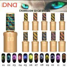 Dnd Chameleon 5D Cat Eye 18 mL - Color 01 To 12 - 0.6 fl oz