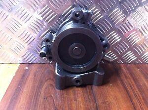 FIAT DUCATO WATER PUMP JTD SERIES II   3.0L DIESEL TURBO ENGINE  2006 - 2011