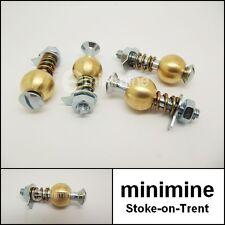 Classic Mini Van & Clubman Estate Rear Door Hinge Pin Repair Kit FULL SET KMM170