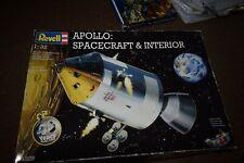 Revell Apollo Spacecraft & Interior 1:32nd BNIB Kit No: 04829 Free-Post