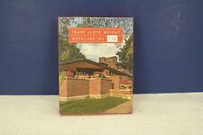 Frank Lloyd Wright Portfolio Notecards Galison  pack of 12 T3