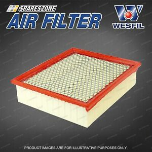 Wesfil Air Filter for Ford Focus LS LT LV Kuga TE Mondeo MA MB 2.5L Refer A1612