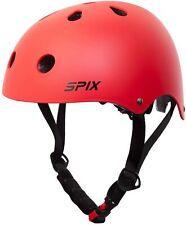 Adult Kids Helmet Bicycle Adjustable Skate Skateboard and Scooter