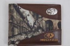 ZEP PRO Labrador DOG LAB  MOSSY OAK Camo Bifold WALLET Tin Gift Box