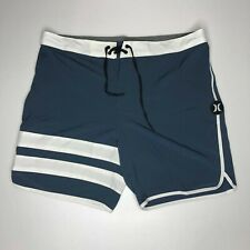 New Hurley Phantom Stretch Mens Boardshorts Size 38
