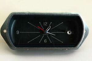 1964 Pontiac Catalina Parisienne Dash Clock Restored