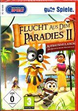 Flucht aus dem Paradies 2 (PC, 2010, DVD-Box)