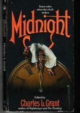 Midnight - PB 1985 - Charles L. Grant - Horror