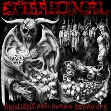 EMBRIONAL - Absolutely Anti-Human Behaviors - CD - DEATH METAL
