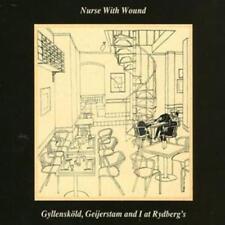 Nurse With Wound : Gyllenskold, Geijerstam and I at Rydberg's CD (2008)